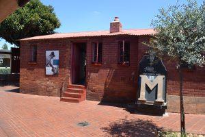 Het woonhuis van Mandela