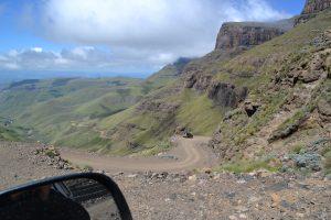 Spectaculaire beelden van de Sani Pass!